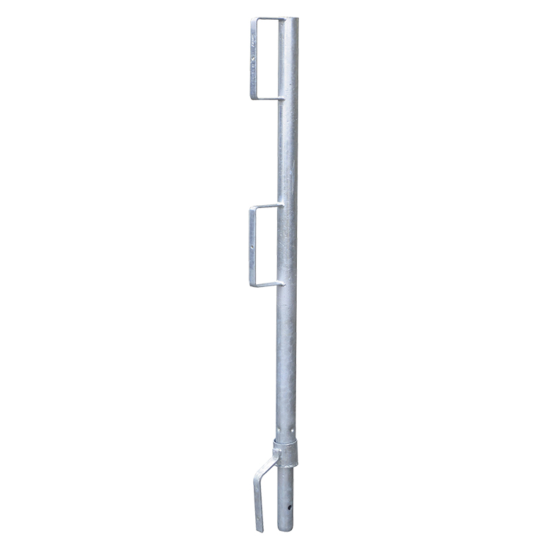 Universal Gel/änderpfosten Absturzsicherung Ger/üstbock Schutzgel/änder
