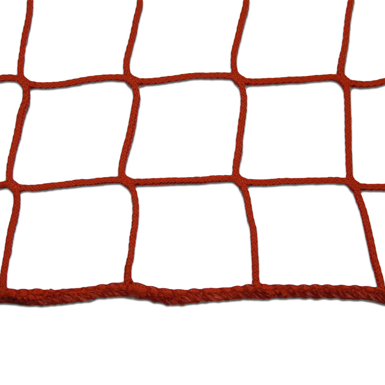 10Stk Seitenschutznetz 2x5m rot MW10cm Gerüstnetz Fangnetz Schutznetz